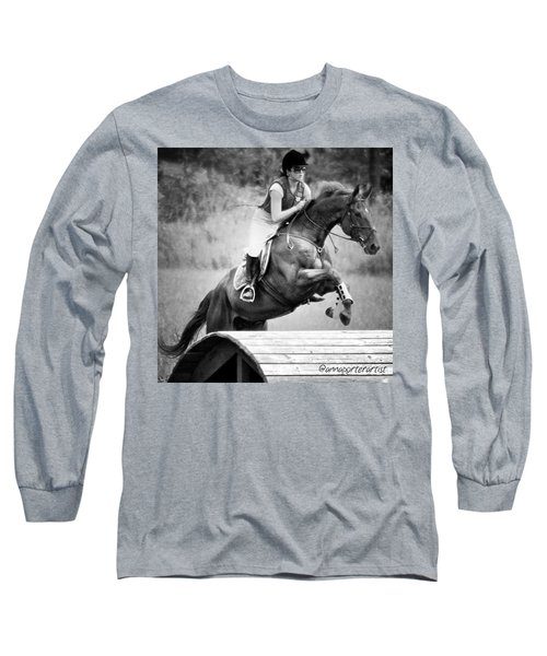 Sheer Determination Long Sleeve T-Shirt