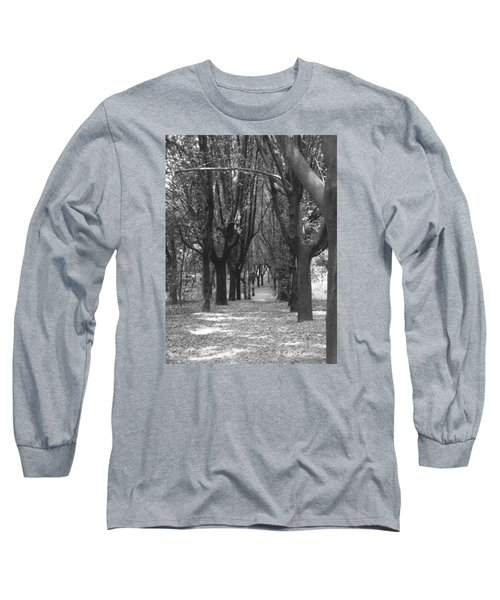 Serenity Long Sleeve T-Shirt by Edgar Torres