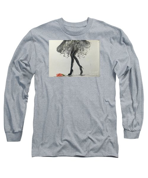 Signature Long Sleeve T-Shirt by Trilby Cole