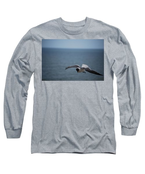 Long Sleeve T-Shirt featuring the photograph Soaring by Debbie Karnes