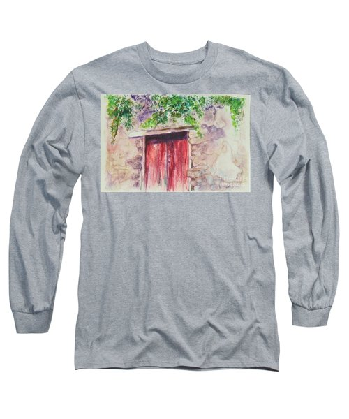 Sorrento Secret Long Sleeve T-Shirt