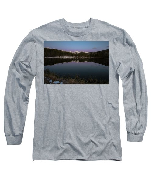 Sprague Lake Long Sleeve T-Shirt