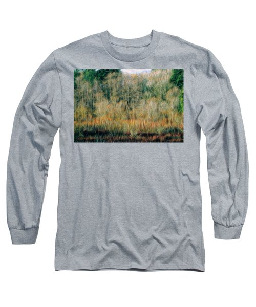 Spring Forest Long Sleeve T-Shirt