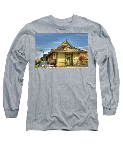 St. Charles Depot Long Sleeve T-Shirt