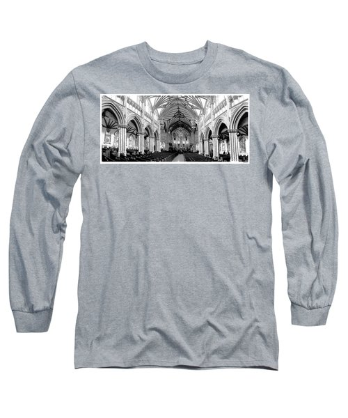 St Dunstans Basilica Long Sleeve T-Shirt