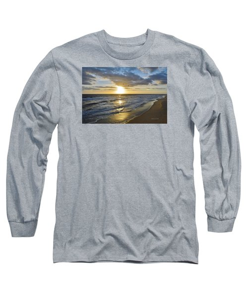 Sunrise On The Banks  Long Sleeve T-Shirt