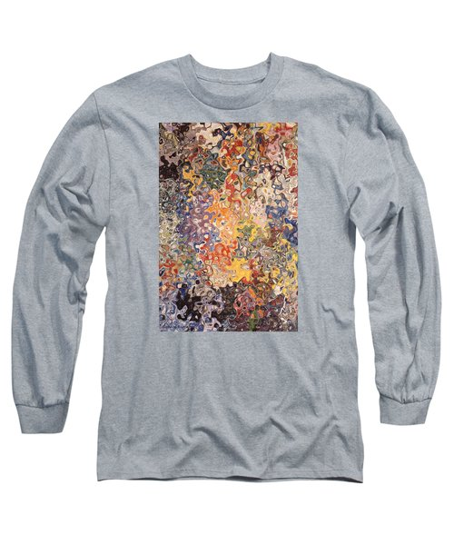 Swirling Around In Muck Long Sleeve T-Shirt