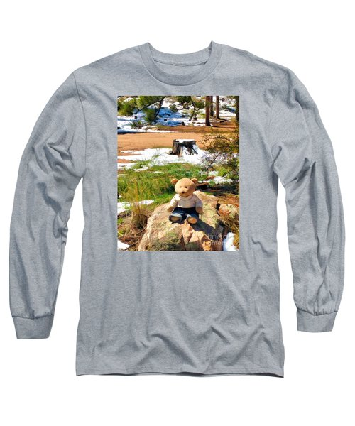 Takin' A Break Long Sleeve T-Shirt