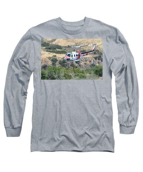 Taking Off Long Sleeve T-Shirt