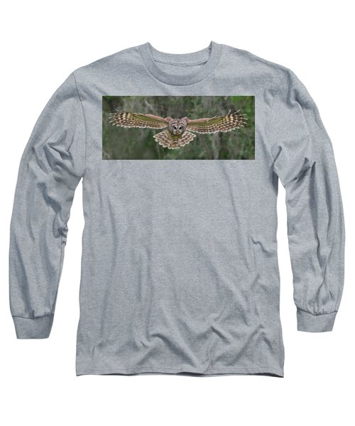 The Approach. Long Sleeve T-Shirt