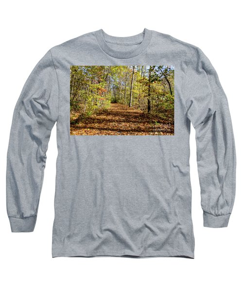 The Outlet Trail Long Sleeve T-Shirt by William Norton