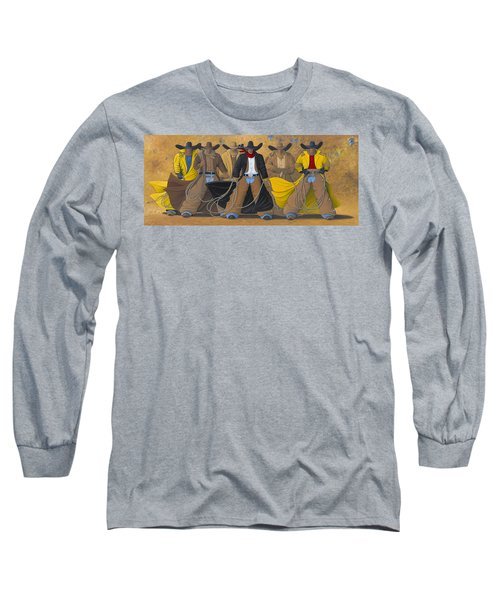 The Posse Long Sleeve T-Shirt