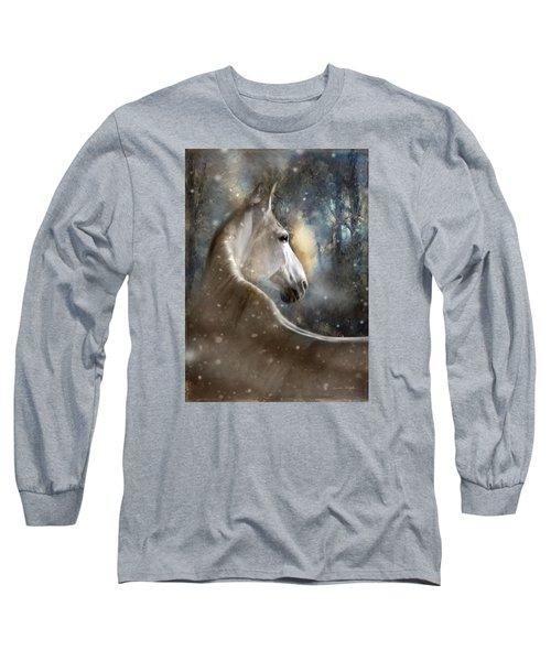 The Spirit Of Winter Long Sleeve T-Shirt