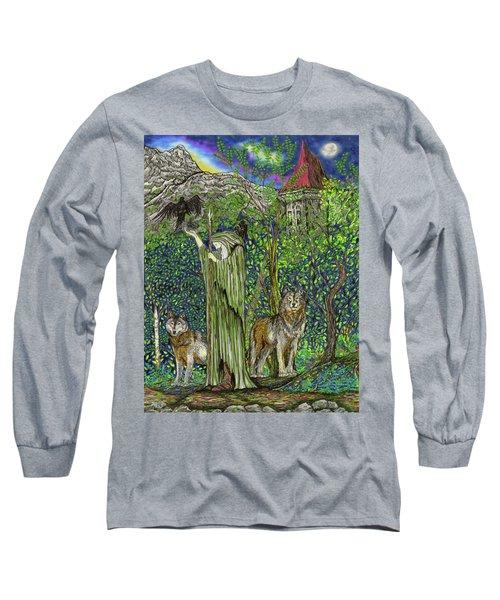 The Wanderer Long Sleeve T-Shirt