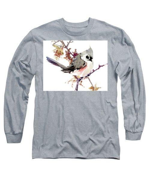 Titmouse Long Sleeve T-Shirt