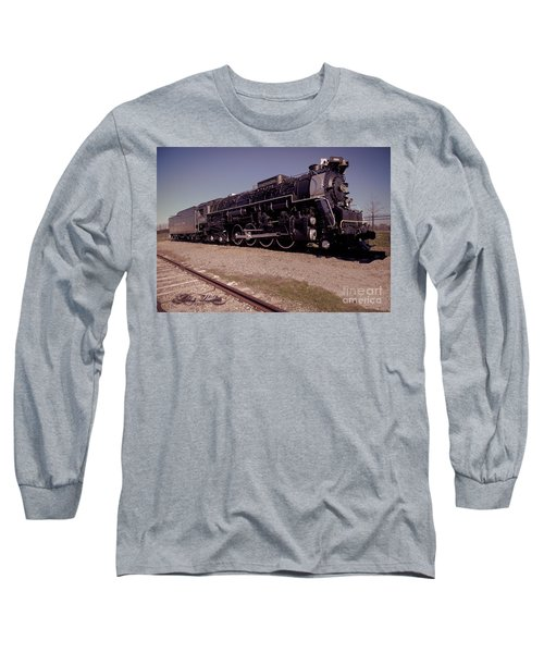 Train Engine #2732 Long Sleeve T-Shirt