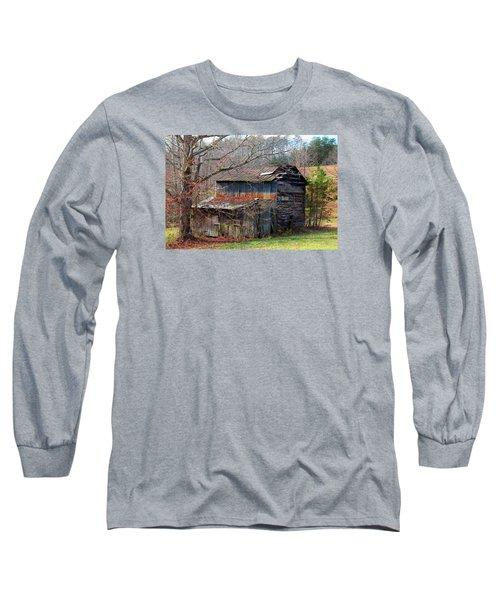 Tumbledown Barn Long Sleeve T-Shirt
