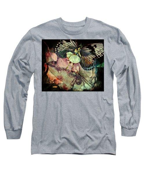 Underwater Ride Long Sleeve T-Shirt