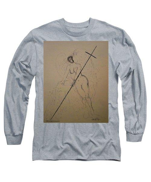 Unveiled Beauty Long Sleeve T-Shirt