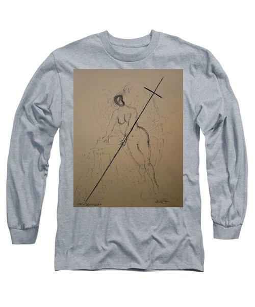 Unveiled Beauty Long Sleeve T-Shirt