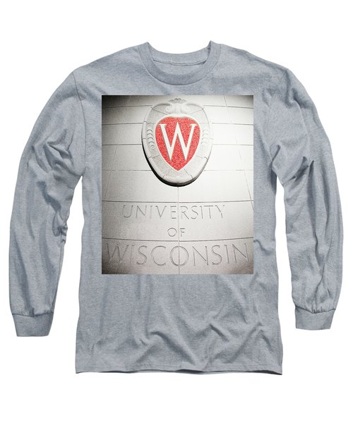 Uw Crest Long Sleeve T-Shirt