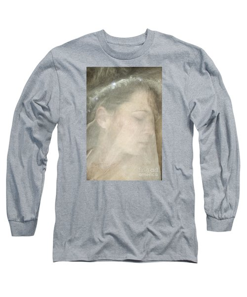 Veiled Princess Long Sleeve T-Shirt
