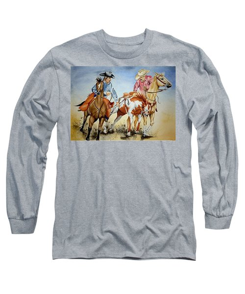 Victory Dance Long Sleeve T-Shirt