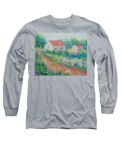 Village De Provence Long Sleeve T-Shirt