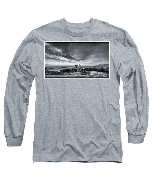 Long Sleeve T-Shirt featuring the photograph Virxe Do Porto Meiras Galicia Spain by Pablo Avanzini