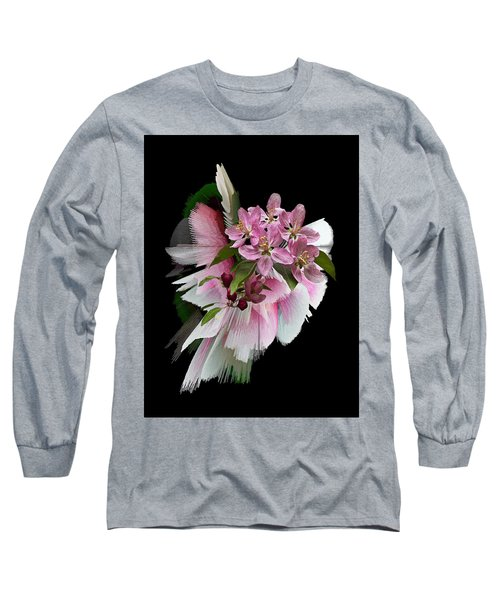Long Sleeve T-Shirt featuring the photograph Waiting For Spring by Judy Johnson