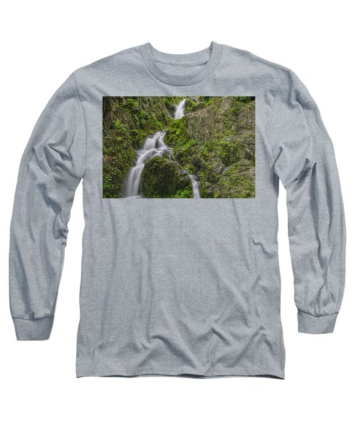 Left Or Right Long Sleeve T-Shirt
