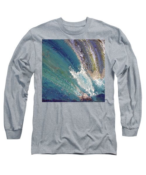 Waterfalls 2 Long Sleeve T-Shirt