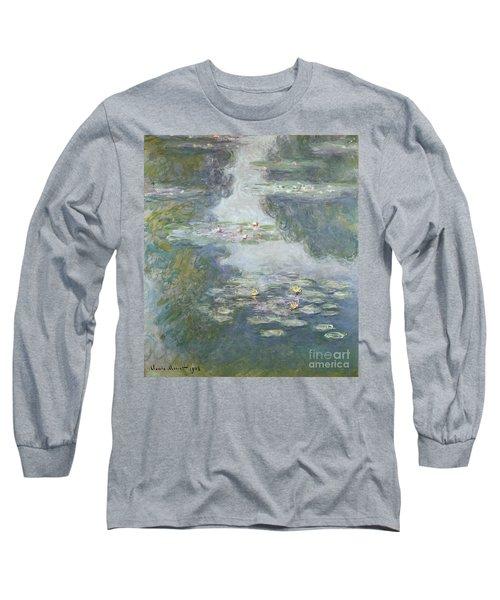 Waterlilies Long Sleeve T-Shirt