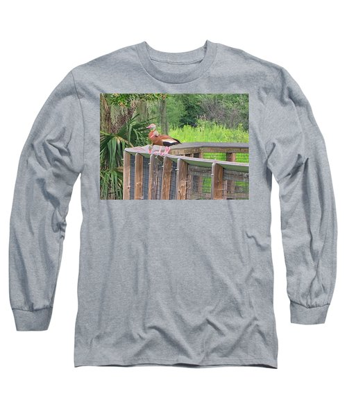 Whistling Ducks Long Sleeve T-Shirt