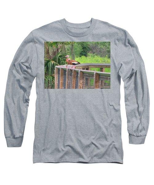 Whistling Ducks Long Sleeve T-Shirt