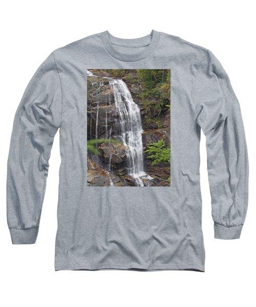 Whitewater Falls 10 Long Sleeve T-Shirt