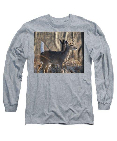 Wild Deer Long Sleeve T-Shirt