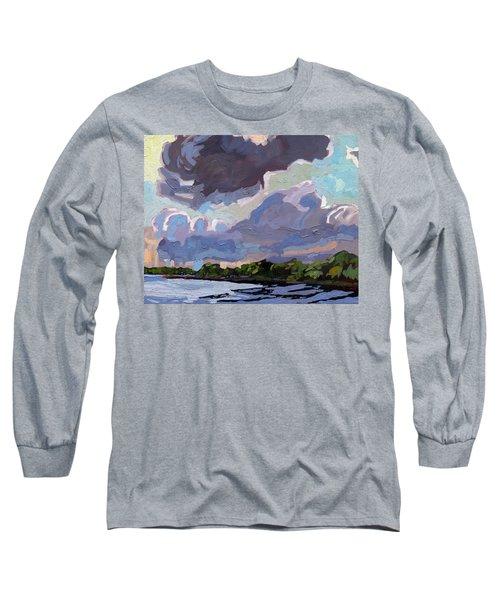 Windy Day Long Sleeve T-Shirt