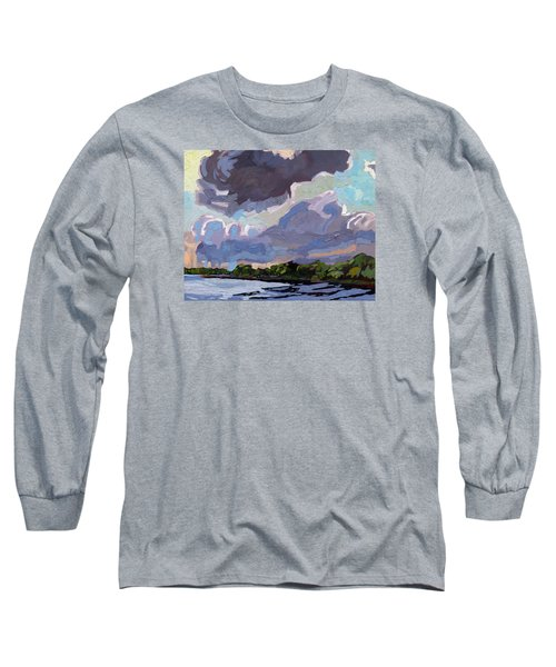 Windy Day Long Sleeve T-Shirt