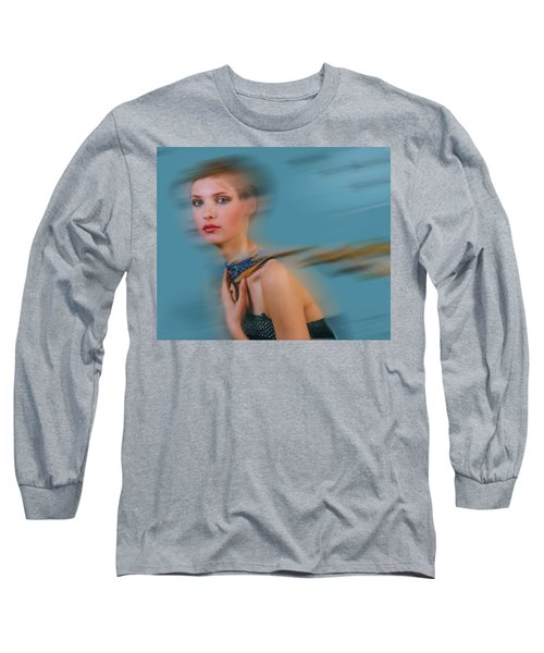 Windy Long Sleeve T-Shirt
