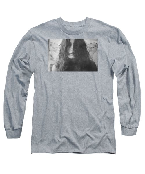 Wings On The Ground 2 Long Sleeve T-Shirt