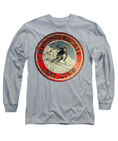 Winnipesaukee Ski Club Long Sleeve T-Shirt
