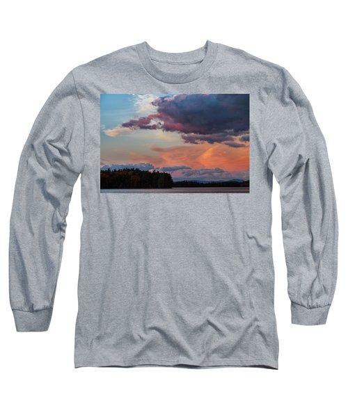 Winnisquam Sunset Long Sleeve T-Shirt