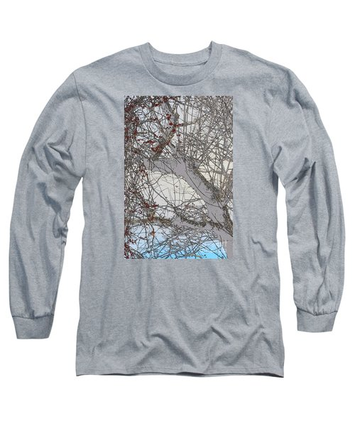Witness Tree Long Sleeve T-Shirt by Jesse Ciazza