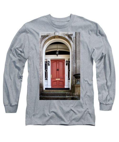 Wooden Door Savannah Long Sleeve T-Shirt