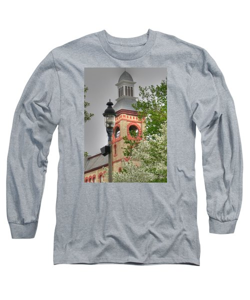 Woodstock Opera House Long Sleeve T-Shirt by David Bearden