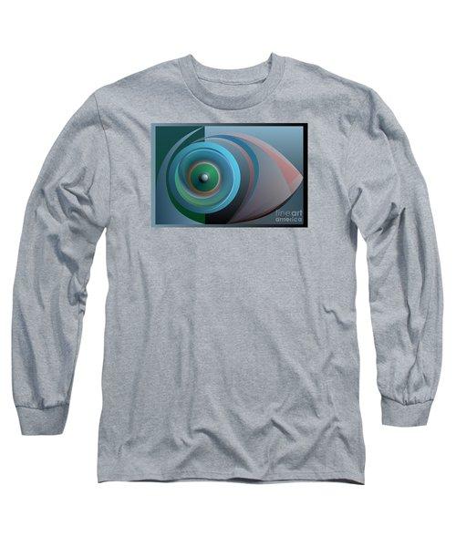 Wysiwyg Long Sleeve T-Shirt by Leo Symon