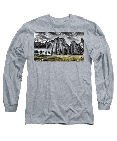 Yosemite Dawn Long Sleeve T-Shirt