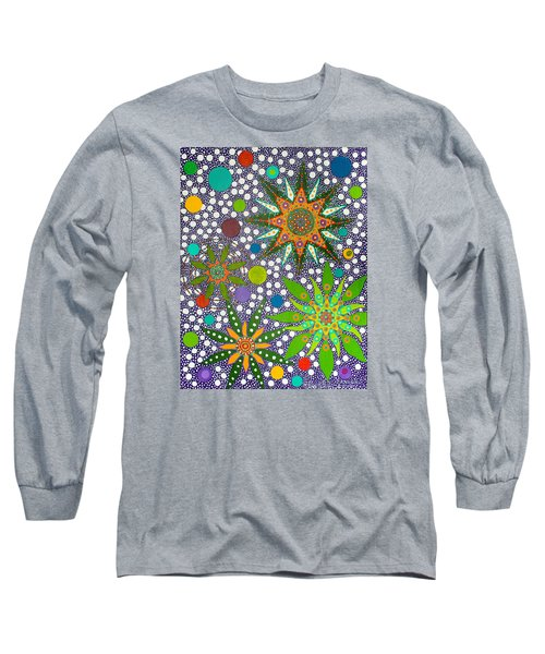 Ayahuasca Vision  Long Sleeve T-Shirt