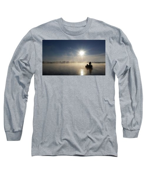 10 Below Zero Fishing Long Sleeve T-Shirt